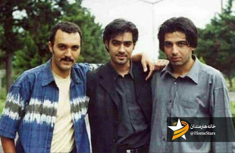 شهاب حسینی، حمید گودرزی و کامبیز دیرباز ۱۴ سال پیش