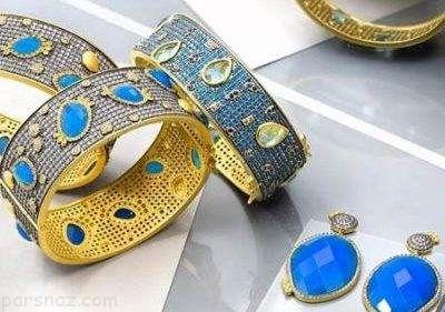 جدیدترین مدل طلا و جواهرات از برند Freida Rothman