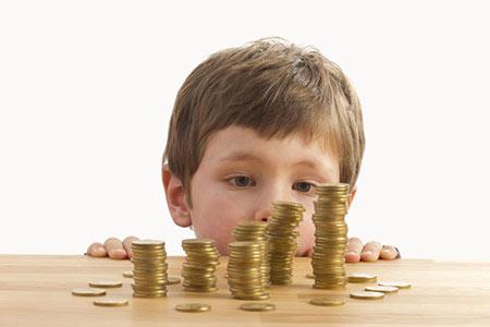 چه بچه هایی در آینده پولدار می شوند؟