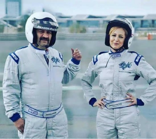 لباس مت�اوت دو سلبریتی ایرانی +عکس